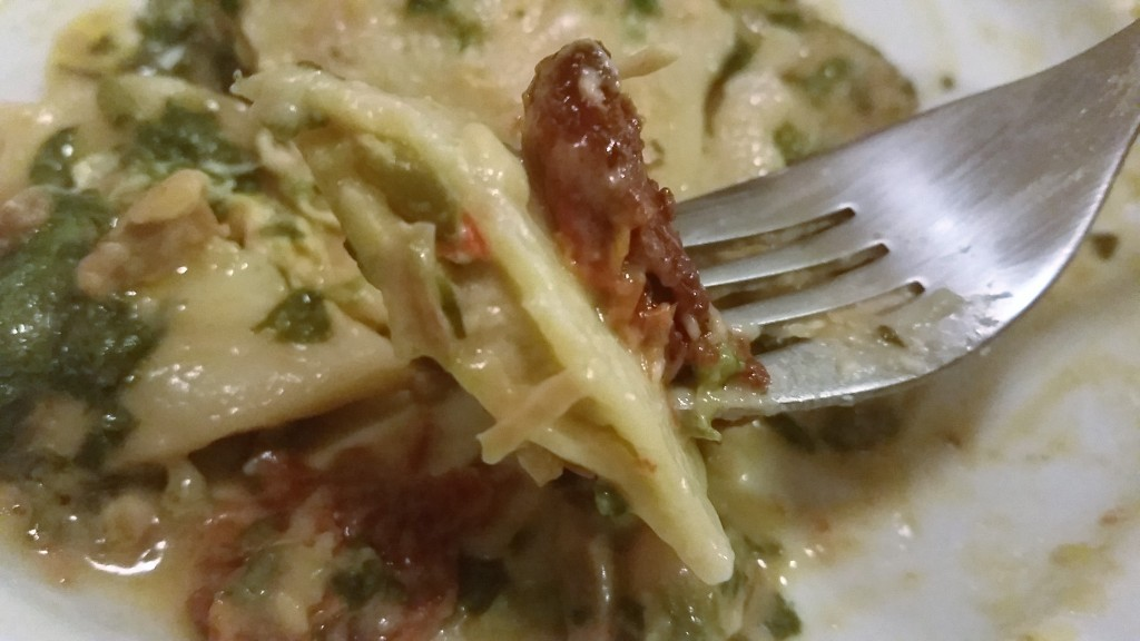 Ravioli Chicken Lasagna - Eat-in WIth YiaYia